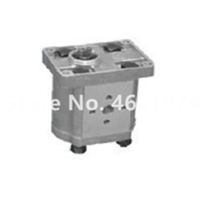 the CBN E310 gear pump  Right rotation  short shaft  with flange  NO end oil outlet  Taishan (Wuzheng) tractor 25 35hp |Pressure Plates| |  - title=