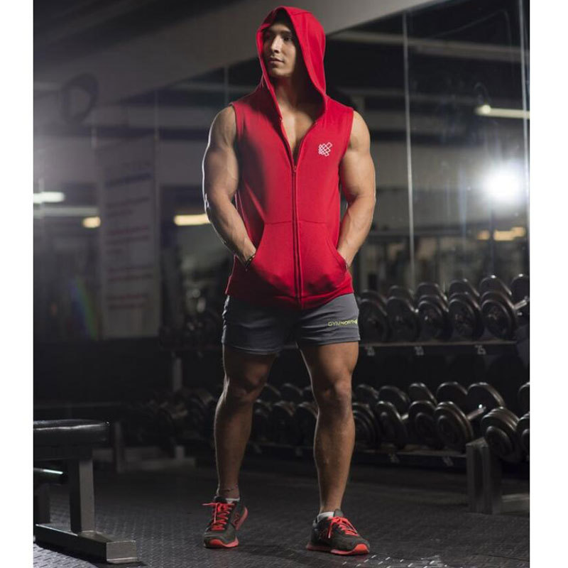 Gymnorth Casual Shorts Men Ropa De Hombre Summer Short Pants Zipper Maillot De Bain Homme Breathable Bermuda Masculina #5