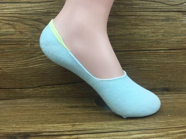 18d1daf2c8541 10pcs=5pairs low cut sock show Socks Women's ankle Socks invisible sock anti -slip