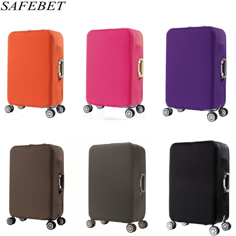 SAFEBET Brand Elastic Luggage Protective Cover For19-32 inch Trolley Suitcase Protect Dust Bag Case Travel Accessories Supplies