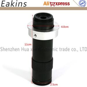 Image 5 - Автофокус SONY IMX290 сенсор 1080P HD 60FPS HDMI промышленный видео микроскоп камера + 130X зум C mount объектив для PCB SMT ремонт