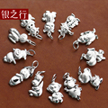 12 zodiac pendant lovers 925 silver jewelry birthday gifts girlfriend gifts