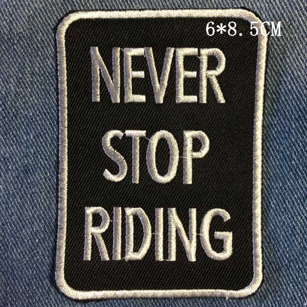 """CUSTOM EMBROIDERED TAG SEW ON PATCH /""""ROD/"""""""