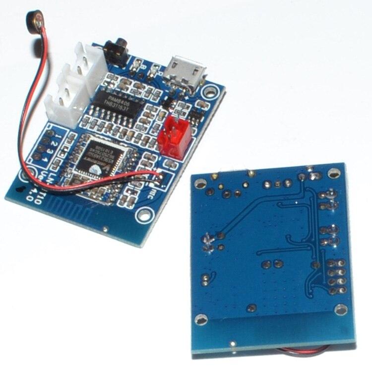 PAM8406 블루투스 4.1 스테레오 파워 앰프 보드 오디오 파워 앰프 보드 DIY 키트 5Wx2 무료 배송 12002818