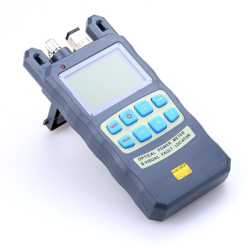 KELUSHI 올인원 광섬유 광 파워 미터 -70 ~ + 10dbm 케이블 - 통신 장비 - 사진 5