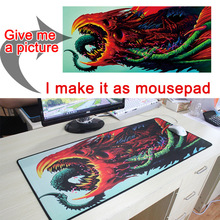 Mairuige 90X40 DIY Your Image Or Picture Free Shipping Gaming Mouse Pads Large Lock Edge Mouse pad Mat for LOL Dota2 CS Mice Pad