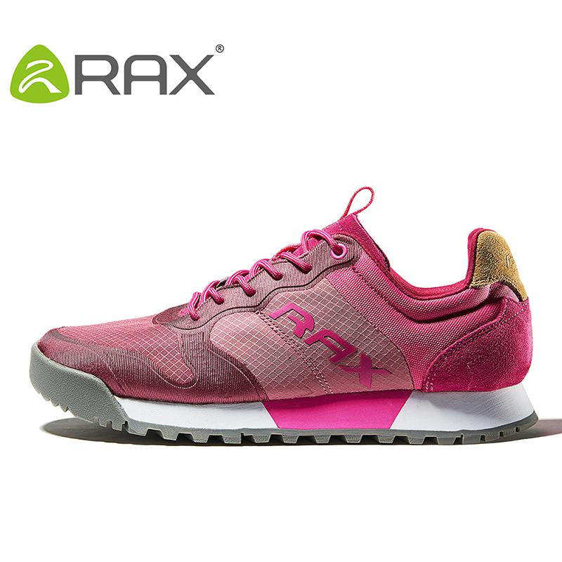 Rax 2018 Running Shoes Outdoor Breathable Walking Shoes Woman Sports Shoes Lightweight Sneakers Womans Snekaers