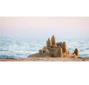Image 5 - יפה נוף בעלי החיים כריש אופני רגל ויניל קיר מדבקת עבור Twin מלא מלכת מלך מיטת תפאורה במעונות שינה עיצוב הבית