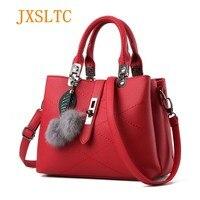 JXSLTC Brand Fashion Women Female Shoulder Bag women's handbags Vintage Messenger Bag sac a main femme de marque luxe cuir 2018