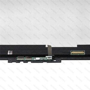 "Image 4 - 15.6 ""LCD LED תצוגת מסך מגע Digitizer + הלוח הקדמי עבור Lenovo יוגה 730 15IKB 81CU יוגה 730 15IWL 81JS NV156QUM N51 N156HCE EN1"