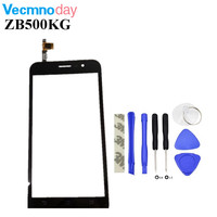 Vecmnoday 5 0 For Asus Zenfone Go 5 Lite ZB500KG Digitizer Touch Screen Panel Sensor Lens