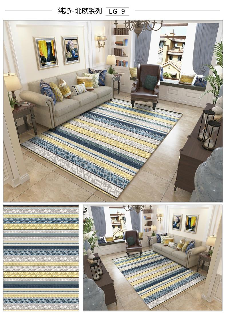 Home & Garden Carpet Lovely Abstract Ink Modern Carpets For Living Room Home Decor Carpet Bedroom Sofa Coffee Table Rug Soft Study Floor Mat Beside Rugs