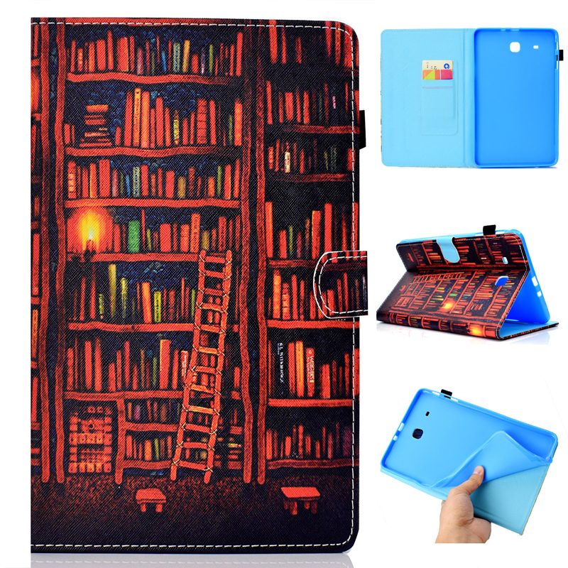 For Samsung Galaxy Tab A6 7.0 Inch SM-T280NZKAX Anti Knock Cover Shell Case Taba6 7