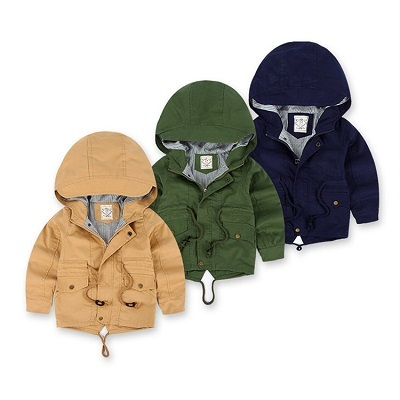 Outdoor Cashmere Boys Clothing for Children in Winter