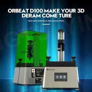 Upgrade Kelant D100 UV 3D Prin