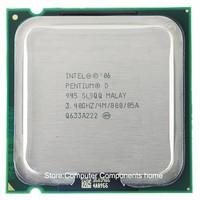 Processador intel pentium d945 pd945 soquete lga 775 pd 945 cpu (3.4 ghz/4 m/800 ghz)|socket 775|intel pentiumintel pentium d945 -