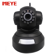 IMIEYE freeshipping 720 P P2P Ip-камера Wi-Fi Беспроводной Бэби-Монитор cctv ONVIF Ночного Видения TF Слот Для Карты ip kamepa веб-камера
