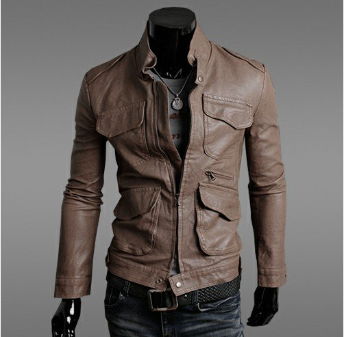 jacket satin Picture - More Detailed Picture about Mens Motorcycle ...