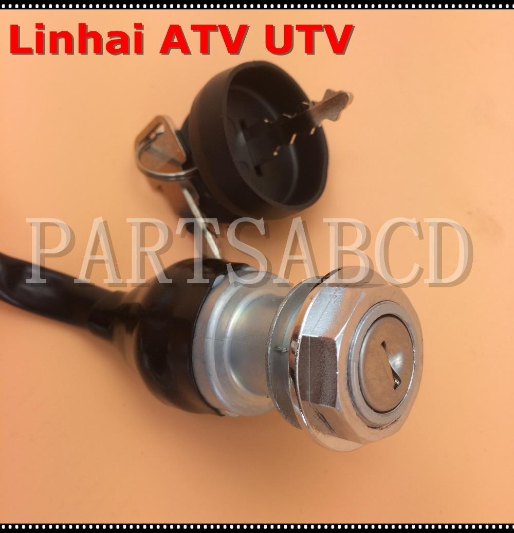US $16 99 |Linhai 250CC 260CC 300CC ATV Quad UTV Ignition Key switch  Parts-in ATV Parts & Accessories from Automobiles & Motorcycles on  Aliexpress com