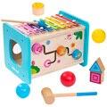 Детские деревянные игрушки Монтессори  многофункциональная интеллектуальная коробка  развивающая игрушка  детский подарок