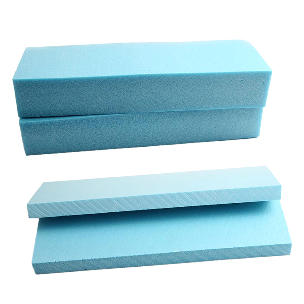 10pcs High Density Foam Slab Diorama Base For DIY Model Material Craft Landscape Scenery Accessories, Two Sizes