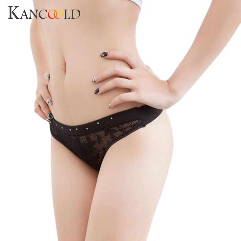Sexy Invisible Seamless Underwear Women Thong Cotton Spandex Crotch Brief Tanga Braga Panty Ropa Interior Mujer Calcinha Jan13