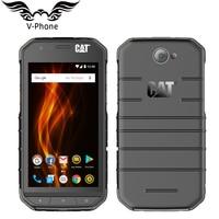 Brand New CAT S31 IP68 Mobile Phone Waterproof Dustproof Dropproof 4G LTE 4.7 2GB RAM 16GB ROM Quad Core Android 7.0 4000mAh