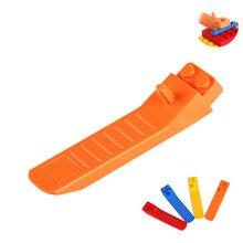 Dispositivo de desmontagem ferramenta acessórios para blocos de construção separador tijolo peças ferramentas crianças brinquedos presente juguetes para o miúdo