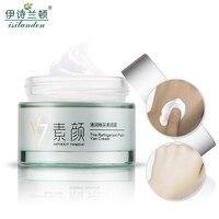 ISILANDON Face Care Herbaceous White Cream Moisturizing Anti Aging Cream Acne Anti Wrinkle Day Cream Free