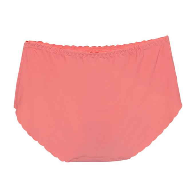 CHANSGEND Sexy Women High Waist Panties Tummy Control Body Shaper Briefs Ice Silk Comfortable Slimming Lingerie