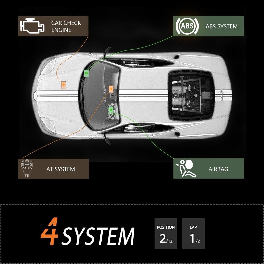 Image 3 - LAUNCH CRP123 Professional obd2 Car Diagnostic Tool  OBDII code reader scanner CRP 123 test Engine ABS Airbag Transmission on