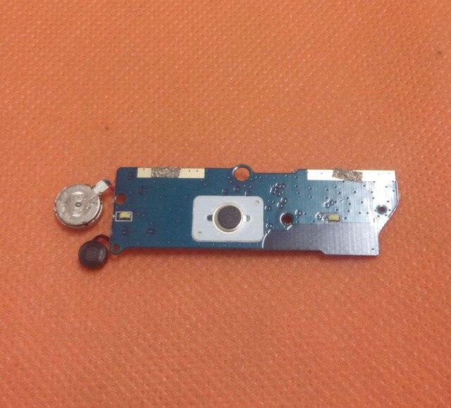 Usado Original GSM/WCDMA Sinal de Bordo + Microfone Para Blackview BV2000 4G LTE MTK6735 5 inch1280x720 HD Quad núcleo Frete Grátis