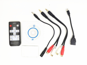 Image 5 - 1CH Mini DVR supports AHD720P CVBS recording Industrial video equipment supports TF card USB storage