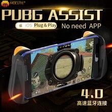MOCUTE 057 4,0 Bluetooth Gamepad PUBG controlador móvil activa Joystick inalámbrico Joypad para iOS XS tableta Android
