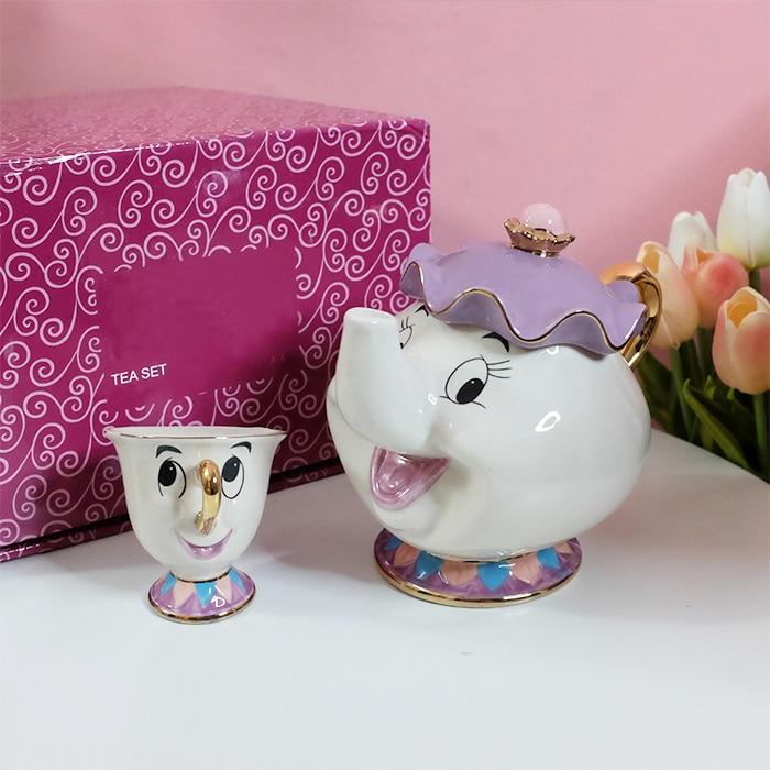 Pristna risanka lepotica in zver skodelica za čaj gospa Potts - Kuhinja, jedilnica in bar - Fotografija 2
