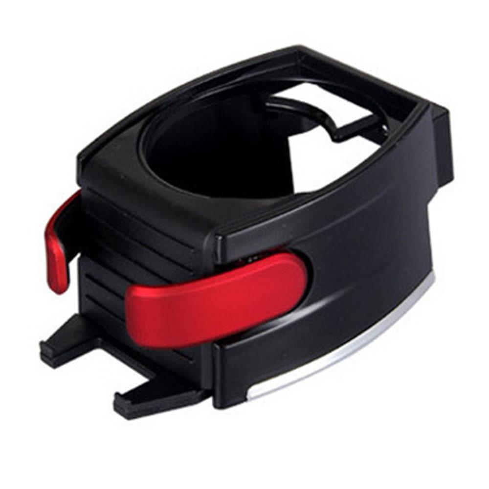 Vehemo подставка для кружек для хранения сигарет автомобильный стенд для стаканчиков портативный укладка Tidying держатели для напитков автомобиль вентиляционное отверстие прочный - Название цвета: Red