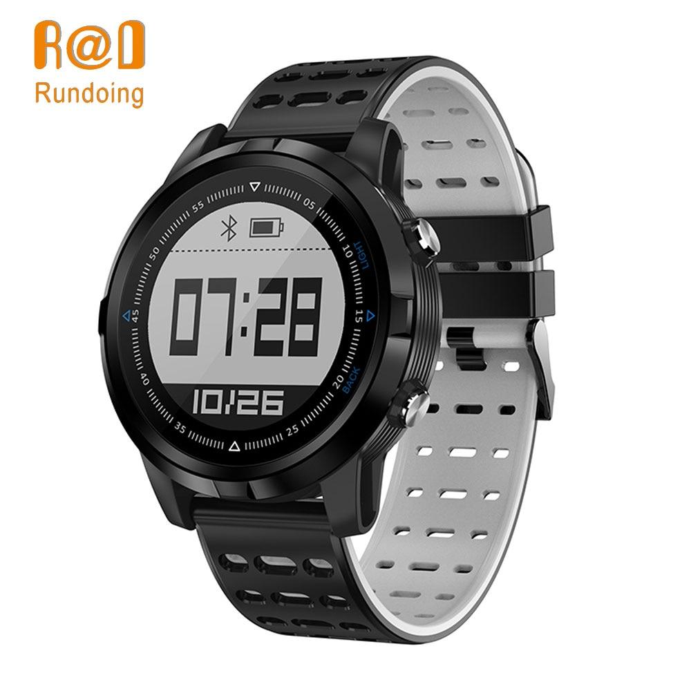 Rundoing N105 GPS smart watch Heart Rate Monitor smartwatch gps Waterproof IP68 Men Sport Modes Smart watch GPS