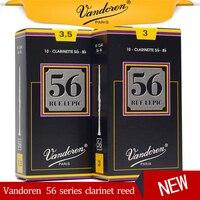 Vandoren 56 Series Clarinet Reed Classic Style 3 0 3 5