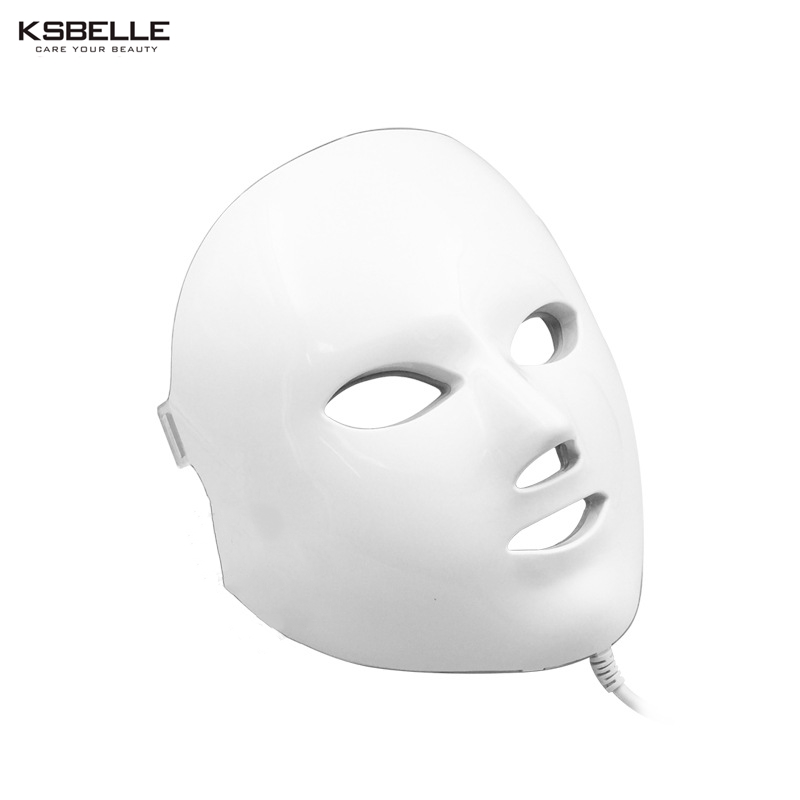New Products Treatment Photon LED Facial Mask Skin Rejuvenation Beauty Therapy 7 Colors Light persistent rhinitis treatment innovative health products