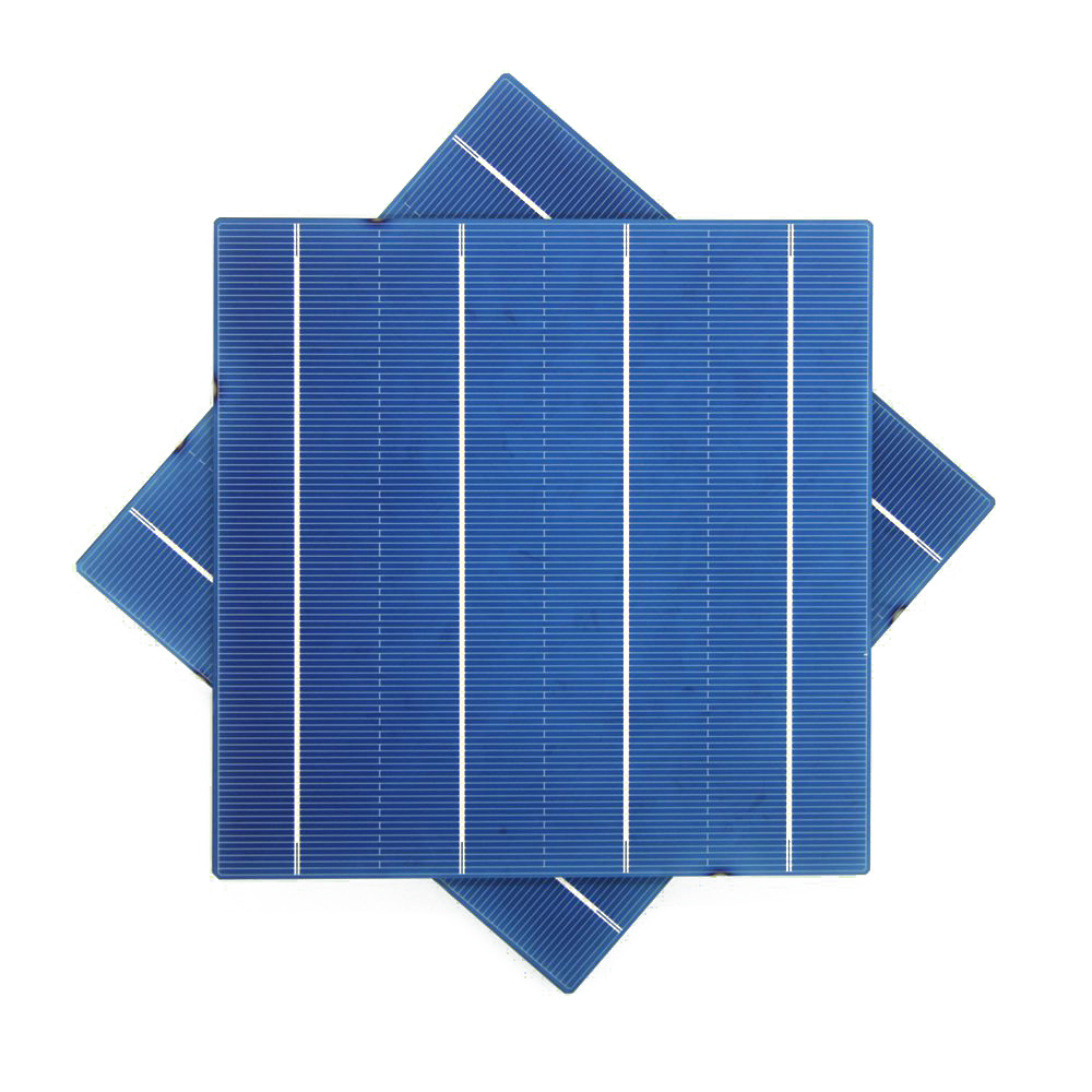600 Pcs 156MM x 156MM 4.5W Polycrystalline Solar Cell DIY Solar Panel For Home Free Shipping