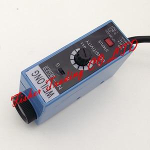 Image 3 - Farbe code weilong sensor NT BG22 NT BG23 für verpackung maschinen, metall lichtschranke lichtquelle eingestellt/blau und grün