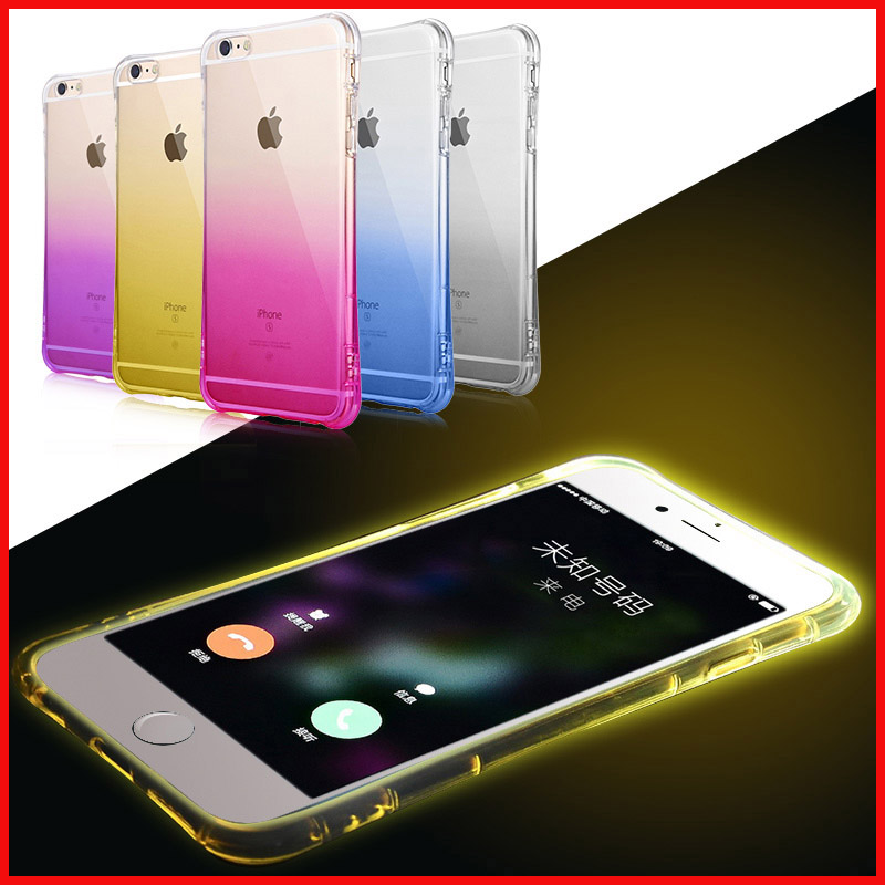 led coque iphone 6 plus
