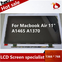 For Macbook Air 11 A1465 A1370 LCD Screen B116XW05 V.0 VLP116WH4 TJA1TJA3 2010 2015 lcd Screen Panel Replacement