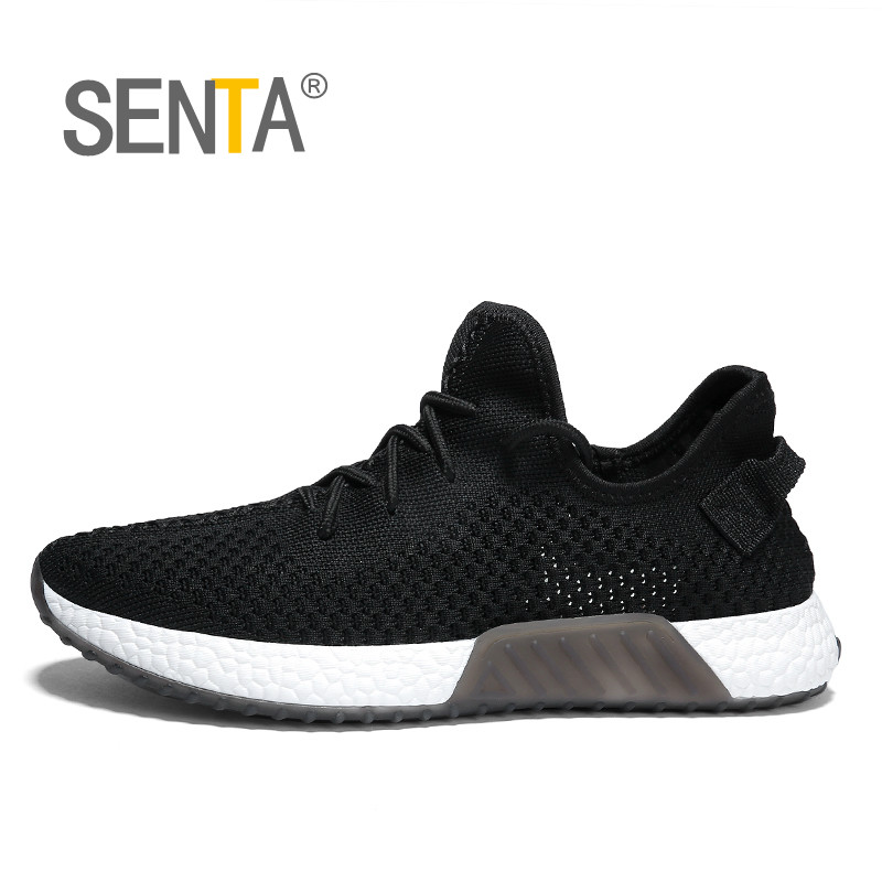 High-quality Mens Running Shoes Breathable Jogging Shoes Lightweight Sneakers Men Gym Shoes Outdoor Sports Shoes Male Zapatos
