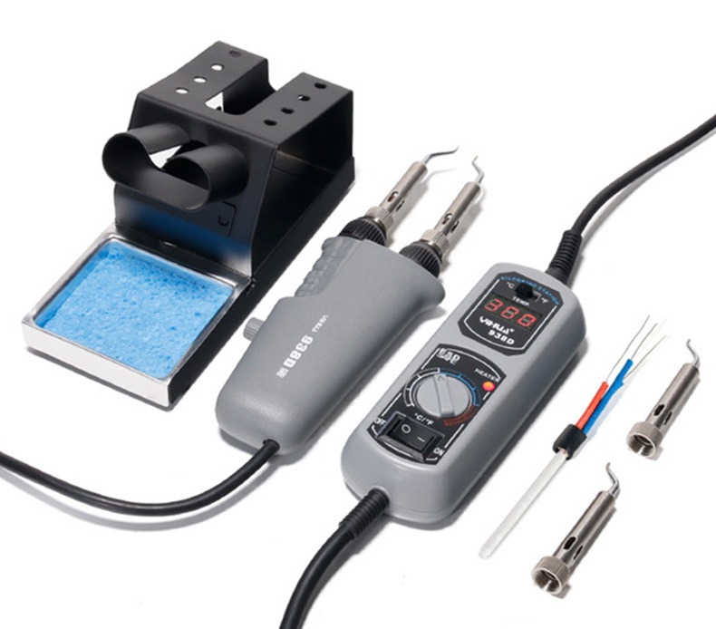 220V YIHUA-939D soldering station constant temperature soldering iron+Iron tip