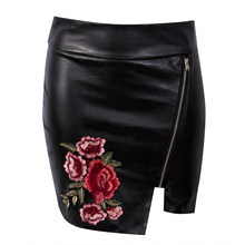 af76552d4 Mini Leather Skirts Stretch - Compra lotes baratos de Mini Leather ...