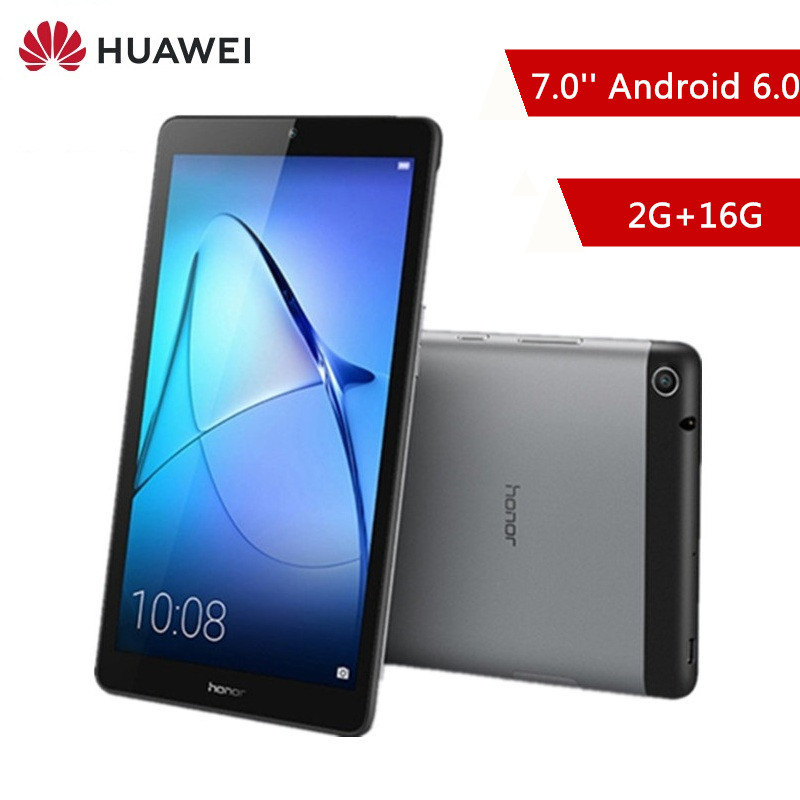 HUAWEI Honor Play MediaPad 2 Tablet 7.0'' Android 6.0 TMTK8127 Quad Core 2GB RAM 16GB ROM Tablet PC Bluetooth 2.4G/5G Dual WiFi