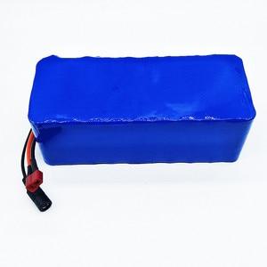 Image 4 - Аккумулятор Liitokala 36 в 10000 мА/ч для велосипеда, электромобиля, скутера, литиевая батарея большой емкости, зарядное устройство 42 в, 2 А