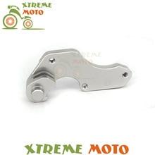 Cheapest prices Brake Caliper Adapter Bracket For CR125E 125R 250E 250R CRE250F 250X CRF250R 250X 450R 450X RMZ450 Motocross Supermoto
