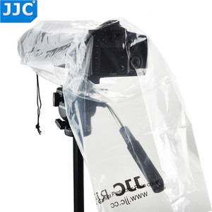 Image 5 - JJC 2PCS Wasserdichte Regenmantel Regen Abdeckung Fall Tasche Protector für Canon EF 24 70mm 1: 2,8 L USM Nikon SIGMA TAMRON DSLR Kameras